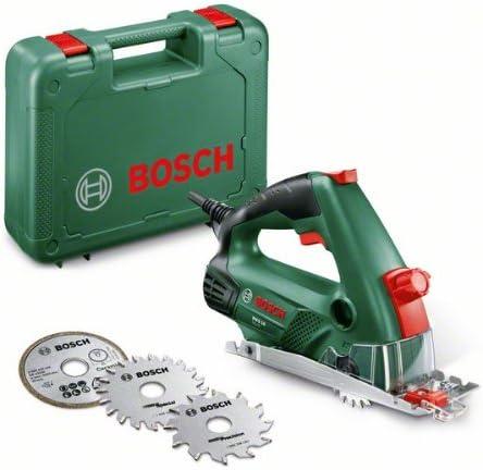 Bosch Home and Garden 0.603.3B3.000 Sierra Circular Portátil, 400 W, 240 V