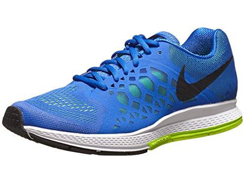 Nike Mens Zoom Pegasus 31 Scarpa Da Corsa Iper Cobalto / Volt Nero