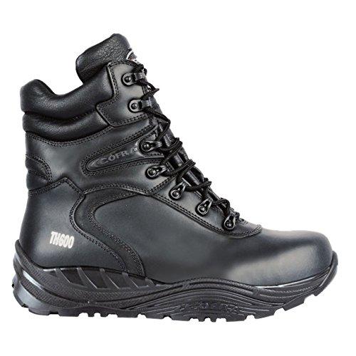 """Cofra 55200–000.w44Talla 44S3WR Ci Src """"Ardha Zapatos de seguridad, color negro"""