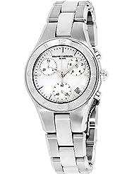 Baume & Mercier Womens MOA10012 Linea Stainless Steel Watch