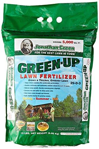 JONATHAN GREEN & SONS, INC. - Green Up Lawn Fertilizer, 5,000 Sq. Ft....