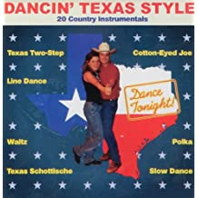 Dancin Texas Style 20 Great Country Dance