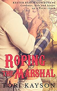 Roping The Marshal by Tori Kayson ebook deal