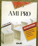 Easy AMI Pro, Shelley O'Hara, 0880229772