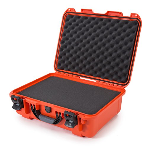 Nanuk 930 Waterproof Hard Case with Foam Insert - Orange