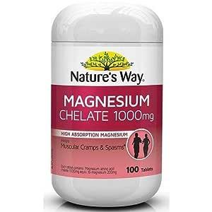 Nature's Way Magnesium Chelate, 0.19 Kilograms