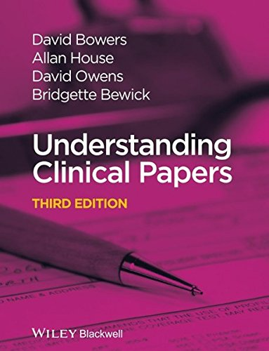 Understanding Clinical Papers by Wiley-Blackwell