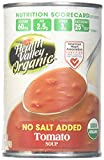 Health Valley Organic Tomato Soup, No Salt, 15 oz