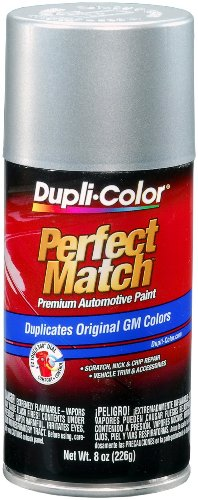 Dupli-Color EBNS05977 Pewter Metallic Nissan Perfect Match Automotive Paint - 8 oz. Aerosol