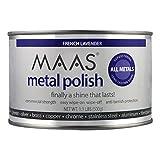 Maas International Metal Polish Can, 1.1-Pound