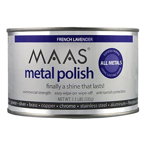 Maas International Metal Polish Can, 1.1-Pound by Maas International Inc., us home, MAASJ