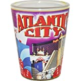 Atlantic City Casino Themed Souvenir Shot Glass