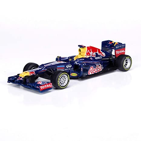 GYZS-TOY F1 Car Model 1:32 Simulación Aleación Original Red ...
