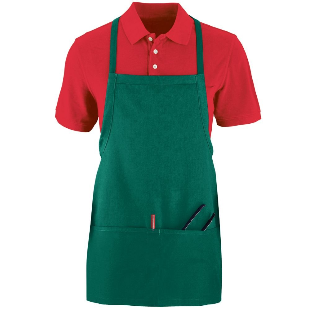 Augusta Sportswear TAVERN APRON WITH POUCH OS 2710