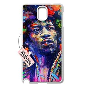 Custom Cover Case for samsung galaxy note3 n9000 w/ Jimi Hendrix image at Hmh-xase (style 11)