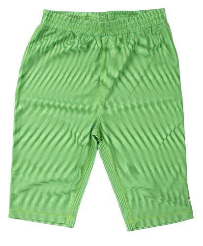 Foursquare First Layer Ski Snowboard Pants Grn Light Future Stripe Mens Sz (Foursquare Mens Pants)