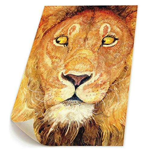 Little Monster Lion HD Non-Framed Pictures On Canvas Wall Decor Occident Style Art Childrens -