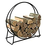 Panacea Products 15209 40-Inch Tubular Steel Log Hoop