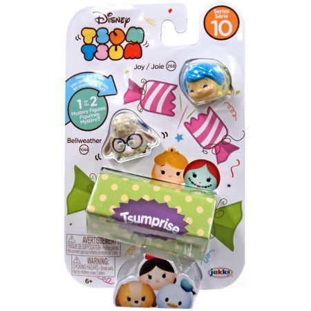 Tsum Tsum Disney Series 10 - Joy / Bellweather / Tsumprise