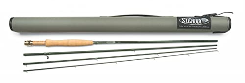 St. Croix Legend Elite Freshwater Fly Fishing Rods Review