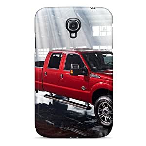 Premium Galaxy S4 Case - Protective Skin - High Quality For Ford Super Duty 2013