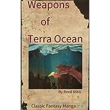 Weapons of Terra Ocean Vol 1 Comic Manga: Aerial Phoenix VS Fiery Dragon