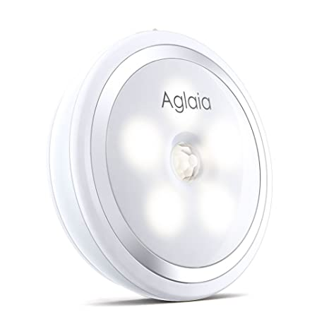 Aglaia – Lámpara LED de pared con sensor de movimiento