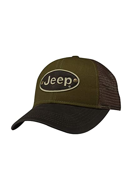 Amazon.com  Jeep Applique Mesh Back Cap 73584e113ef