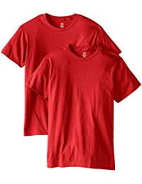 Men's Crew T-Shirt (4 Pack) Fruit Of The Loom Select t Shirt