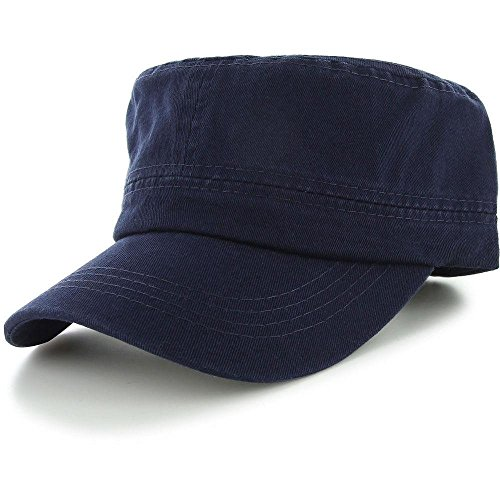 Retainer Headgear Costume (Navy_(US Seller)Military Style Caps Hat Unizex)