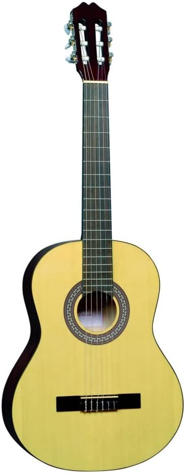 Santos y Major–Guitarra acústica clásica GSM 7estudio
