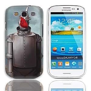 SHOUJIKE Samsung S3 I9300 compatible Graphic/Cartoon Plastic Back Cover