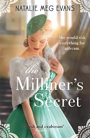 book cover of The Milliner\'s Secret