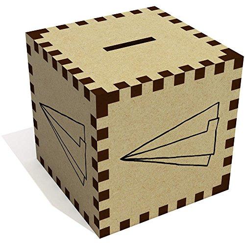 Review 'Paper Plane' Money Box