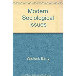 Modern Sociological Issues