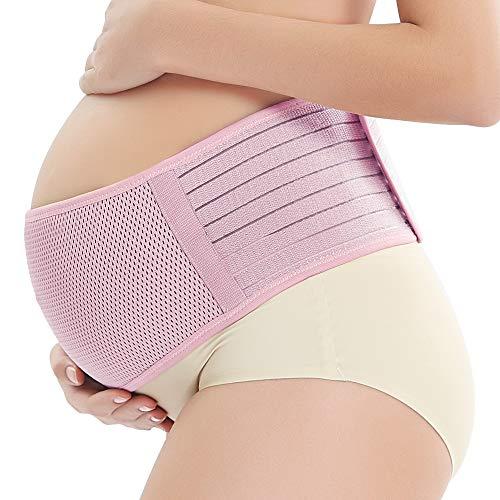 l'ultimo 26dd8 45dcb WANYI Fascia maternità Traspirante Regolabile Fascia ...