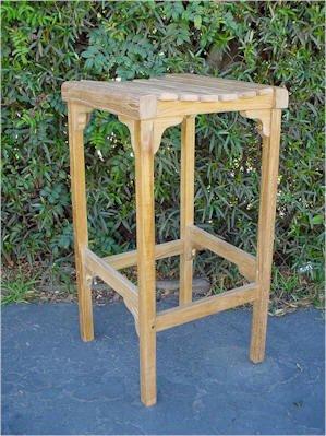 - CHB404 Montego Backless Bar Chair , Bar Chairs , Anderson Teak