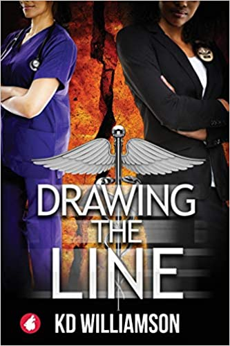 online store 548b4 fda35 Drawing the Line  KD Williamson  Amazon.com.au  Books