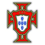Portugal National Team Soccer Football Vinyl Sticker 4 X 5 inches