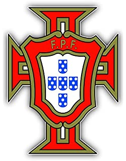 Portugal National Team Soccer Football Art Decor Vinyl Sticker 4 ...