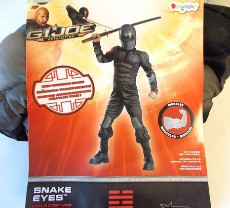 Gi Joe Snake Eyes Mask - 9