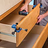 Drawer Front Installation Clamps