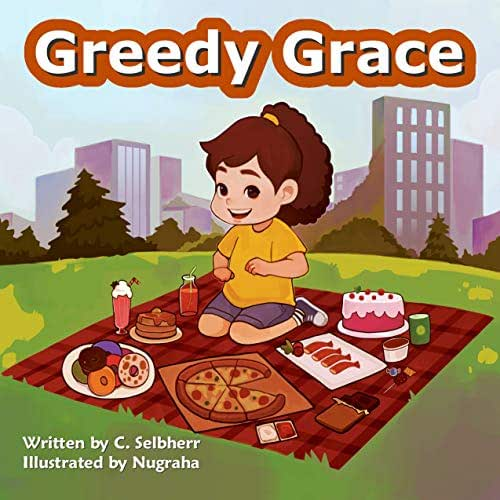 Greedy Grace (The Grace Book Collection 1)