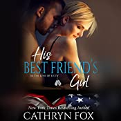 His Best Friend's Girl   Cathryn Fox