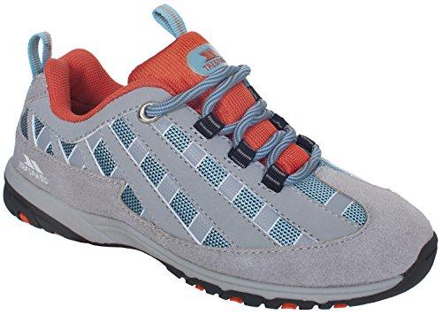 Trespass - Zapatillas para niño gris - Grey (Quartz)