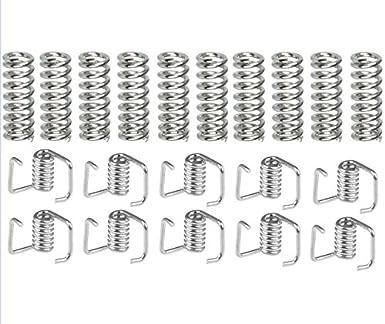 Paquete de 20 resortes extrusores de impresora 3D, juego de ...