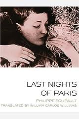 Last Nights Of Paris Paperback