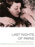 Last Nights of Paris, Philippe Soupault, 1878972057