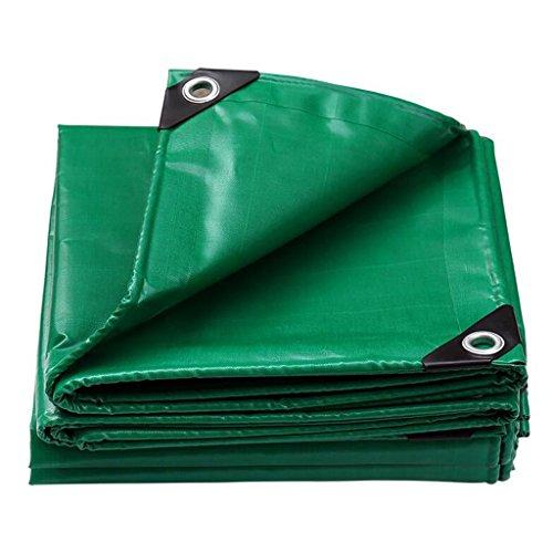 Plane JIU Verdickung regendichte Zelt LKW PVC doppelt hochfesten Schatten tragen grün 0,45 mm, 550 g   m2 Sehr praktisch (größe   2  3m)