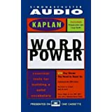 Kaplan Word Power: Vocabulary Building for Success by Kaplan (1997-07-01)